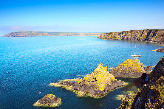The Amazing Pembrokeshire Coast
